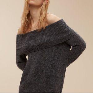 Wilfred Free by Aritzia- Faretta Sweater Wool
